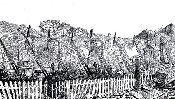 Огород Шуста