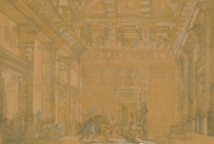 Центральный зал дворца